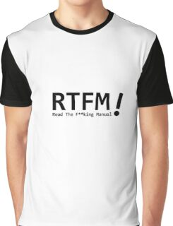 RTFM! Graphic T-Shirt