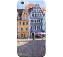Altstadt Meissen iPhone Case/Skin