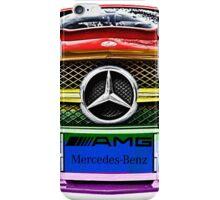 MERCEDES BENZ AMG_ GAY Version iPhone Case/Skin