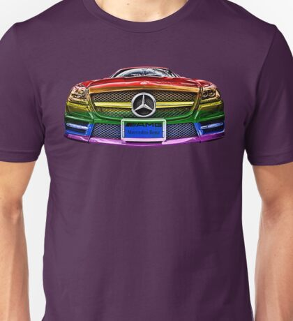 MERCEDES BENZ AMG_ GAY Version Unisex T-Shirt