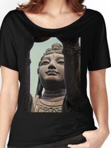 An offer to Buddha Women's Relaxed Fit T-Shirt