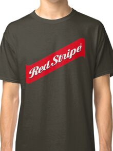 RED STRIPE BEER LAGER Classic T-Shirt