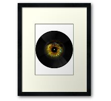 Vinyl Music Framed Print