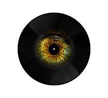 Vinyl Music Photographic Print