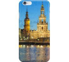Dresden Altstadt iPhone Case/Skin