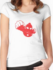 Ultraman 3 Women's Fitted Scoop T-Shirt