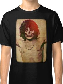 THE MISFITS JIM MORRISON Mash Up (Vintage/black) Classic T-Shirt
