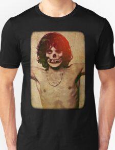THE MISFITS JIM MORRISON Mash Up (Vintage/black) T-Shirt