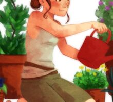 Rey's Little Garden Sticker