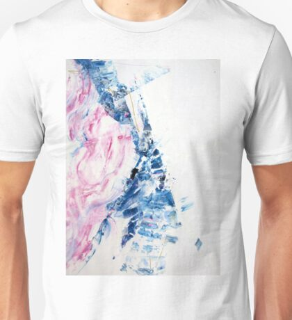 RMS Titanic - Original Wall Modern Abstract Art Painting Original mixed media Unisex T-Shirt