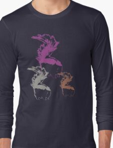 Skunky Design Long Sleeve T-Shirt