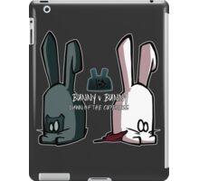 Bunny v Bunny iPad Case/Skin
