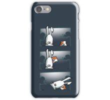 Bunny vs. Hamster iPhone Case/Skin