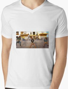 Fifth Harmony in the Work From Home Music Video #2 Mens V-Neck T-Shirt