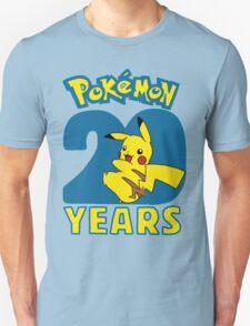 20 years with 'Chu T-Shirt