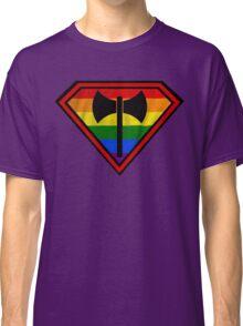Super Lesbian Hero Classic T-Shirt