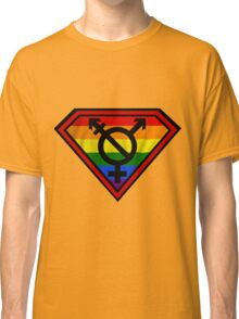 Super Gay Hero _ symbol version Classic T-Shirt