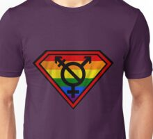 Super Gay Hero _ symbol version Unisex T-Shirt