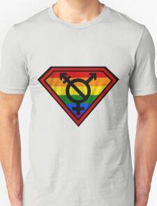 Super Gay Hero _ symbol version T-Shirt
