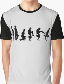 Ministry of Silly Walks T Shirt Graphic T-Shirt