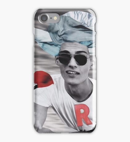 #9 (James) iPhone Case/Skin