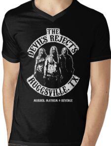 Devils Rejects, Ruggsvile, TX Mens V-Neck T-Shirt
