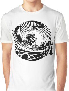 Mountain Bike! Graphic T-Shirt