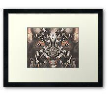 Penguinauts Framed Print