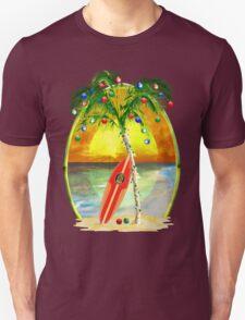 Beach Christmas T-Shirt