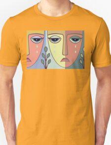 FACES #8 Unisex T-Shirt