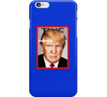 Donald Trump Says You Better Deal With It! iPhone Case/Skin