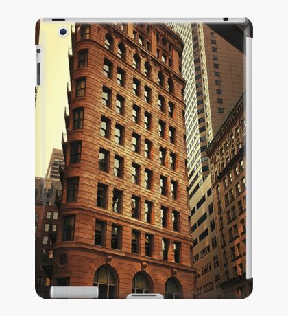 city architecture iPad Case/Skin