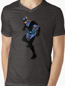 Midknight Mens V-Neck T-Shirt