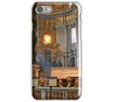 St. Peter's Basilica iPhone Case/Skin