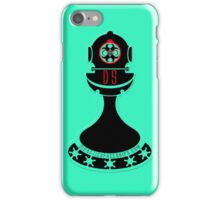 Didactic Dimensional Pawn  iPhone Case/Skin