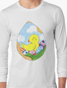 Egg Batch Long Sleeve T-Shirt