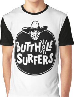 Butthole Surfers Graphic T-Shirt
