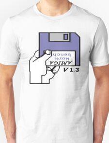 Amiga 500 Workbench Unisex T-Shirt