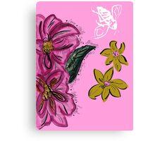 Survivor of Breast Cancer Canvas Print