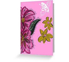 Survivor of Breast Cancer Greeting Card