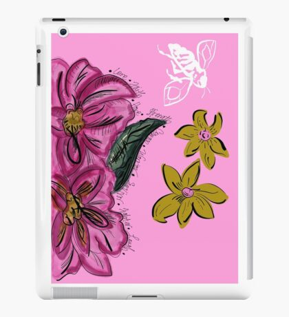 Survivor of Breast Cancer iPad Case/Skin
