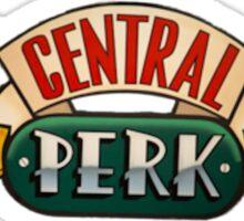Central Perk Sticker Sticker