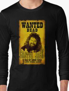 Wanted Dead Cactus Jack Long Sleeve T-Shirt