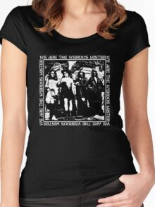 THE CRAFT - WE ARE THE WEIRDOS MISTER Women's Fitted Scoop T-Shirt