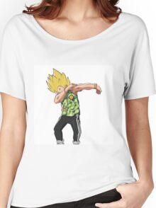 Vegeta dab Women's Relaxed Fit T-Shirt