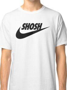 Sporty Shosh Black Classic T-Shirt
