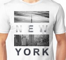 New York #1 Unisex T-Shirt