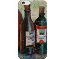 Georgian Wine Freco by Lena Owens/OLena Art iPhone Case/Skin