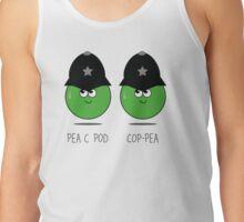 Police Peas Tank Top