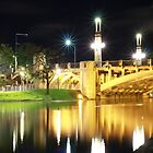 River Torrens & Jolleys Boathouse by BBCsImagery